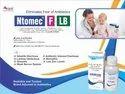 Lactic Acid Bacillus 40 ms  Riboflavine 1.5mg  Pyridoxine Hydrochloride 1mg  Niacinamide 50mg
