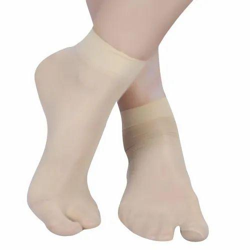 Nylon Ladies Thumb Socks, Rs 110 /pair NEXT2SKIN ( A brand