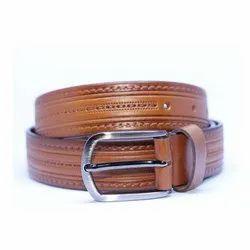 Zago Textured Leather Belt