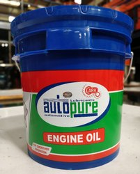 Autopure 20W40 CF4 Engine Oil