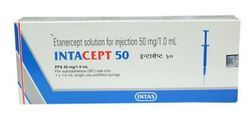Intacept Etanercept Injection
