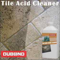 Dubond Liquid Tile Acid Cleaner, Packaging Type: Bottle