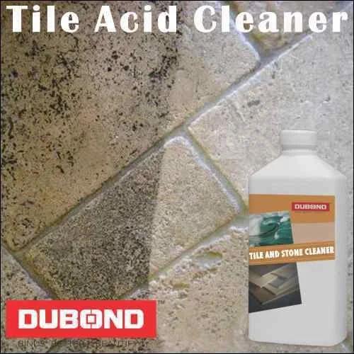 Dubond Liquid Tile Acid Cleaner Packaging Type Bottle