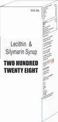 Lecithin & Silymarin Syrup