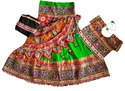 Bahubali Navratri Chaniya Choli - Kids Lehenga Choli - 32 Size - 10 To 12 Year