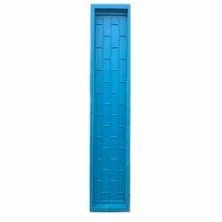 Fiber Brick Precast Boundary Wall Mould