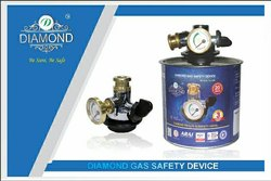 Diamond Brass Gas Safety Device