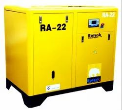 Screw Air Compressor 7.5 HP to 180 HP