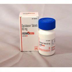 Daclahep Tablets ( Daclatavir )