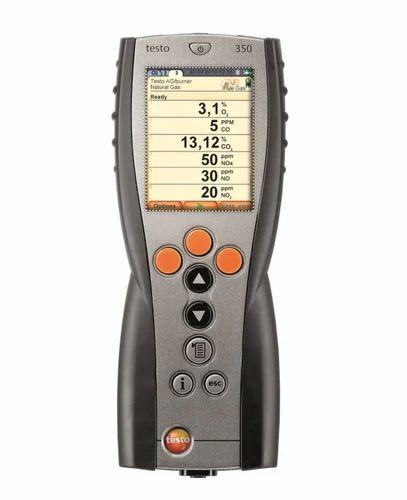 Testo 350 Control Unit For Exhaust Flue Gas Analyzer