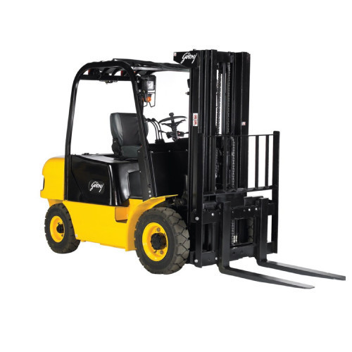 1 5 To 3 Ton Diesel Forklift Truck At Rs 881100   Piece