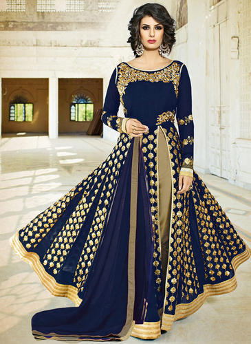 814c34a56 Latest Designer Anarkali Suits