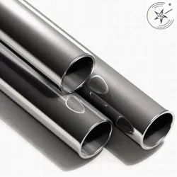 SS Electro Finish Pipe