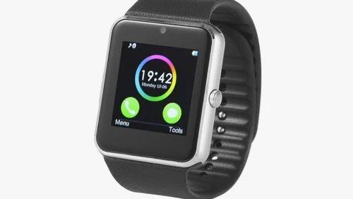 ea7ebd60e55 Black Smart Wrist Watch