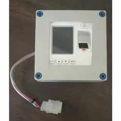 Forklift Biometric Access Control System