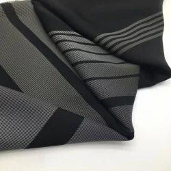 Printed Polyester Nida Abaya Fabric