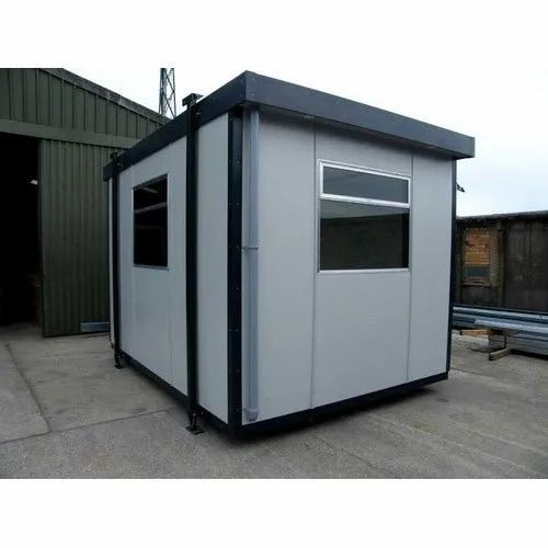 Prefab Portable Security Cabin