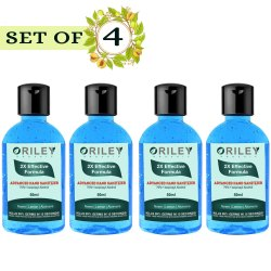 Oriley Waterless Hand Sanitizer 70% Isopropyl Alcohol