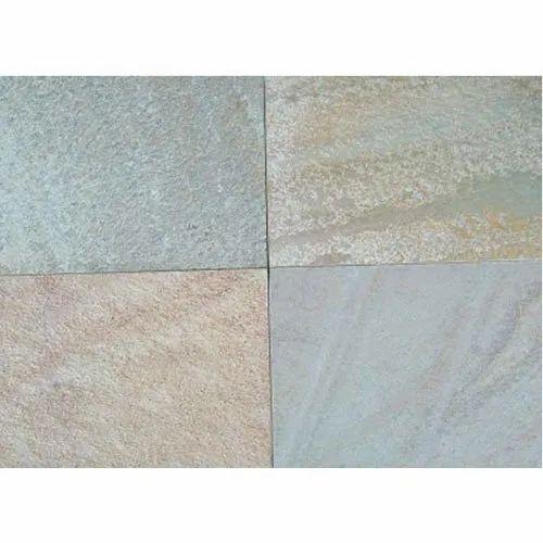 Cream Slate, Thickness: 1.5mm, for Flooring