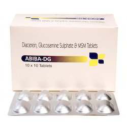 Glucosamine & Diacerein Tablets