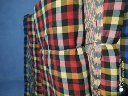 Self Design Cotton Mattress Cloth, 12 Kg In 40 Mtr, 300