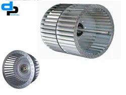 Galvanized Blower wheel