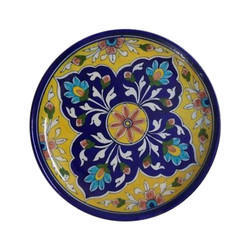 Antique Pottery Plate - Antique Design Blue Plates Wholesaler from Gurgaon  sc 1 st  IndiaMART & Antique Pottery Plate - Antique Design Blue Plates Wholesaler from ...