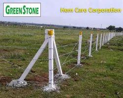 Precast Fencing Pole Mould
