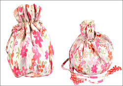 Cotton Female The Colorful Sock bag