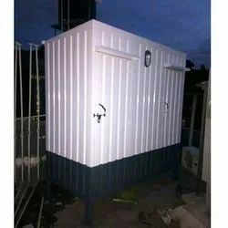 MS Portable Toilet Cabin