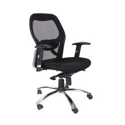 XLE-2012 Net Back Chair