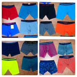Mens Branded OG Trunks