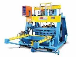Cement Hollow Bricks Machine