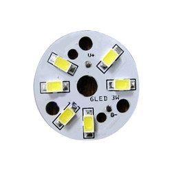 3 Watt LED Bulb Module MCPCB
