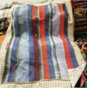 Cotton Vintage Kantha Quilt