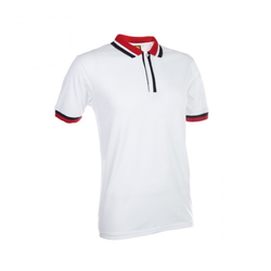 Customized Polyester Polo T Shirt
