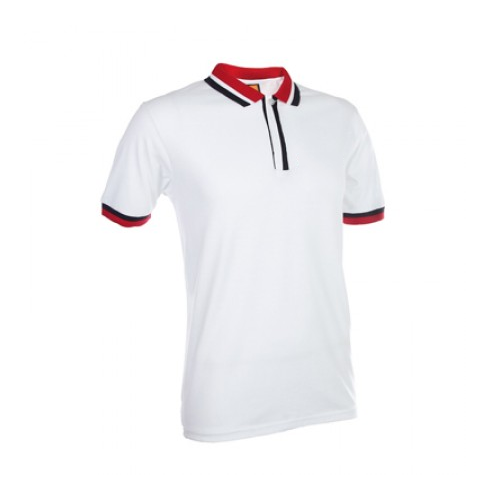 Customized Polyester Polo T Shirt Couple T Shirt Custom Printed T