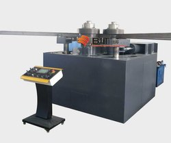 Profile Section Bending Machine