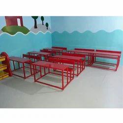 MS Dual Desk Bench