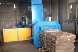 Fully Automatic Horizontal Continuous Baling Press
