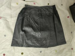 Leather Regular Wear Women Clothes Collection