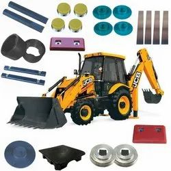 JCB Wear Pad 3CD 3DX Backhoe Loader