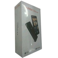 Intex Aqua Lions E3 Mobile Phone, Screen Size: 4.5 Inches