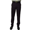 Men Flat Front Pant