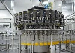 Automatic Juice Production Line