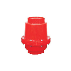 Red PP Check Valve