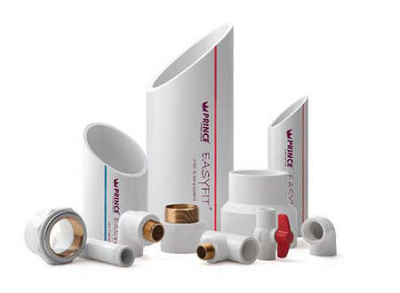 Prince Pipes & Fittings - Prince SWR Pipe and Fitting Wholesale