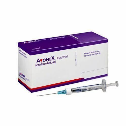 Avonex Injection Packaging Type Vial Rs 6200 Pack Ocean