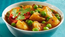 Ready to Eat Aloo Mutter