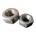 1 Inch Stainless Steel Hex Nut, Size: 1 Inch